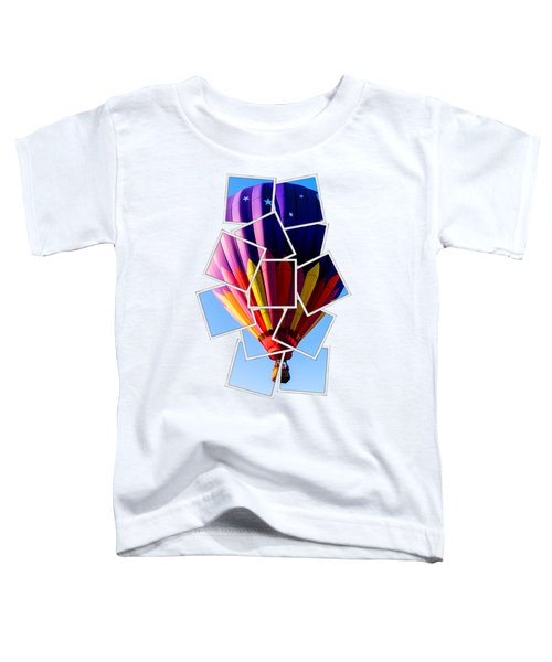 Hot Air Ballooning Tee Toddler T-Shirt