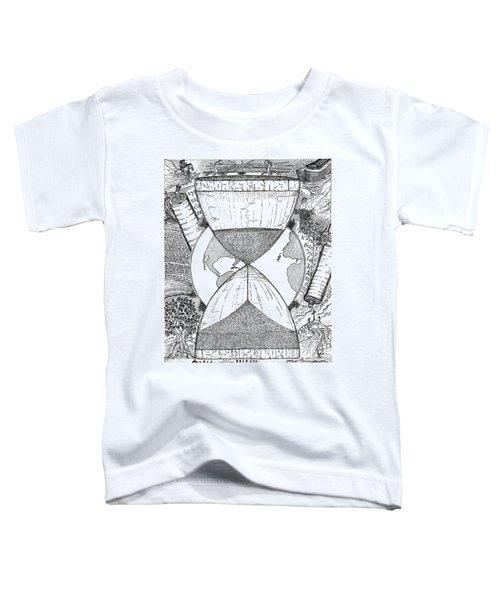 Hourglass Toddler T-Shirt
