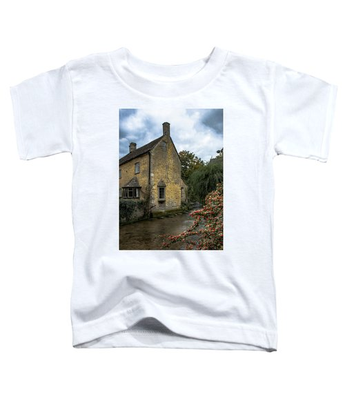 House On The Water Toddler T-Shirt