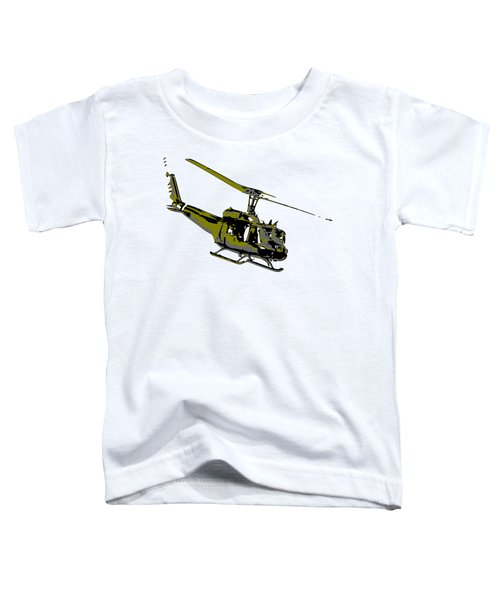 Huey Toddler T-Shirt by Piotr Dulski