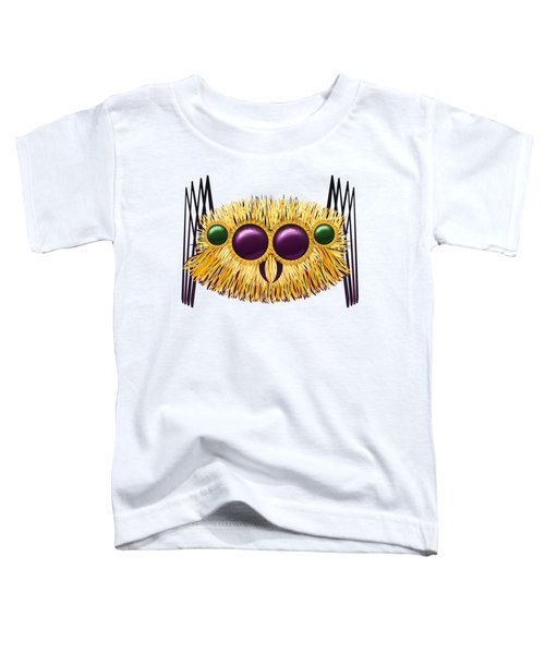 Huge Hairy Spider Toddler T-Shirt