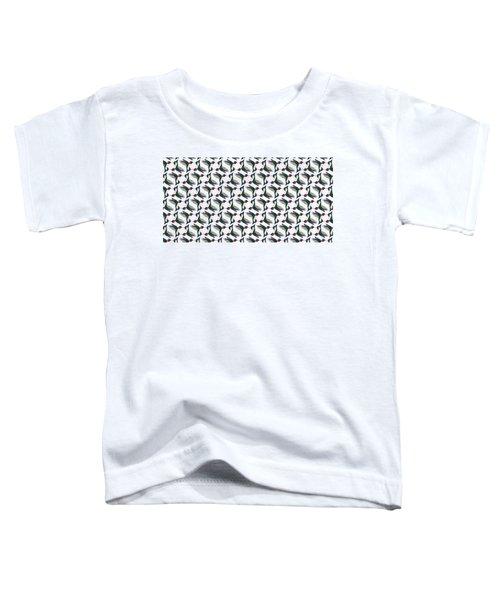 Hummingbird Pattern Toddler T-Shirt