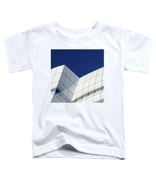Toddler T-Shirt featuring the photograph Iac Sky by Eric Lake