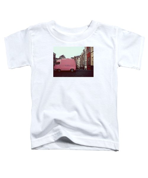 Ice Cream Car Toddler T-Shirt