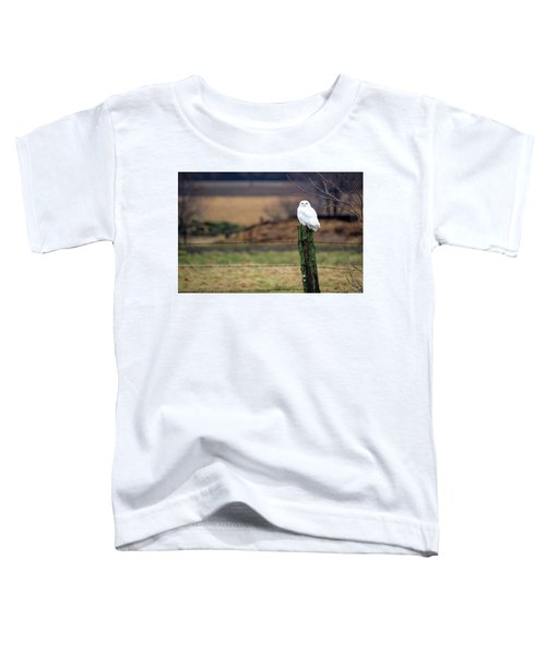 Toddler T-Shirt featuring the photograph ICU by Doug Gibbons