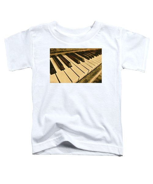 If Monet Played Toddler T-Shirt