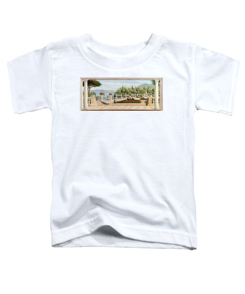 Il Pavone Toddler T-Shirt