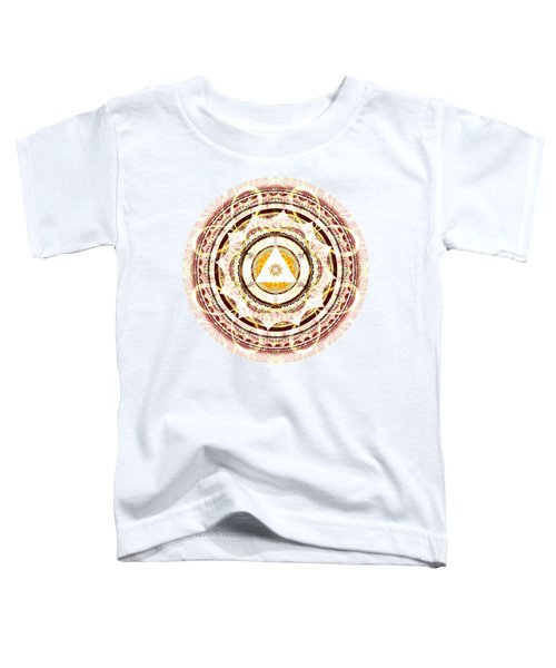 Illumination Circle Toddler T-Shirt