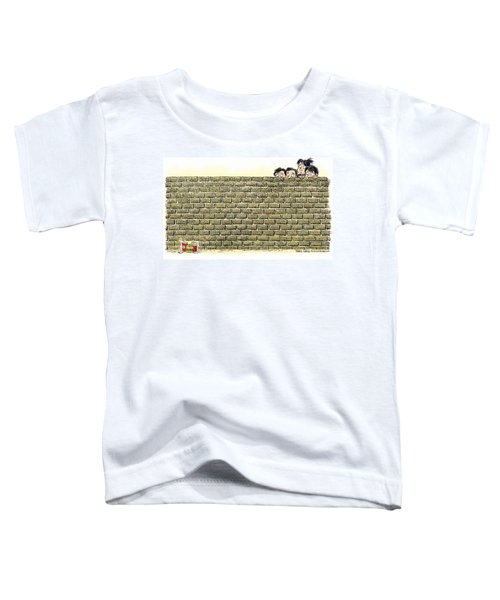 Immigrant Kids At The Border Toddler T-Shirt