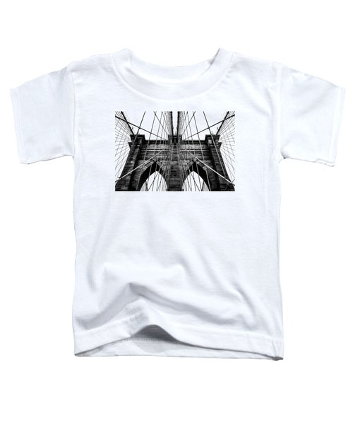 Imposing Arches Toddler T-Shirt
