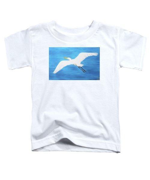 In Flight Entertainment Toddler T-Shirt