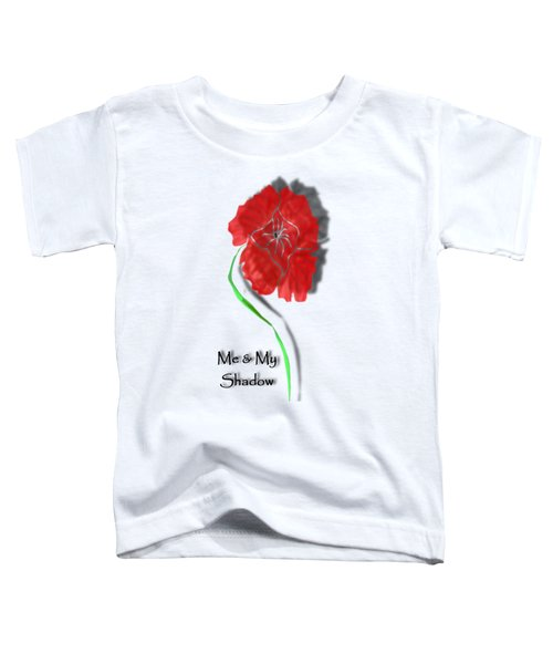 In Remembrance Poppy Toddler T-Shirt