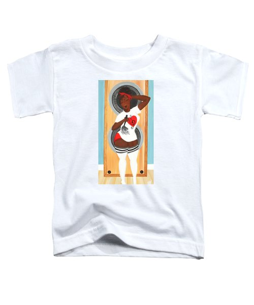 In The Groove Toddler T-Shirt