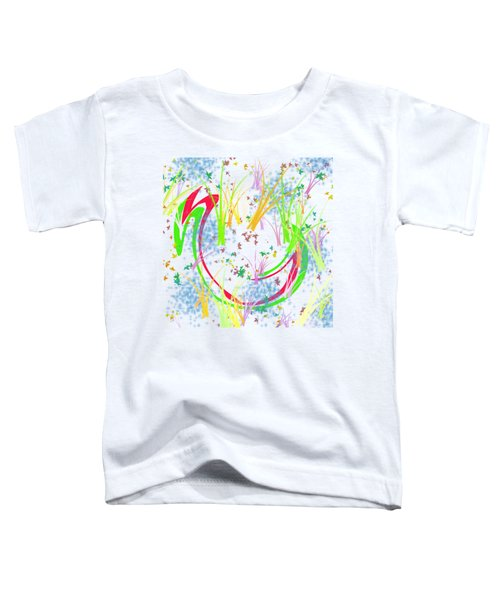 In The Spring Toddler T-Shirt