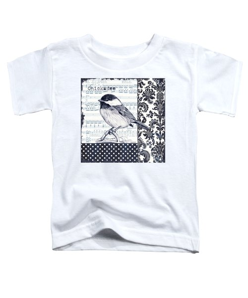 Indigo Vintage Songbird 2 Toddler T-Shirt