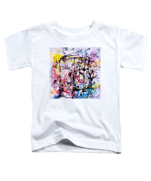 Information Network Toddler T-Shirt