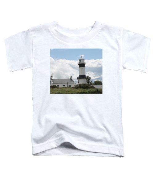 Inishowen Lighthouse Toddler T-Shirt