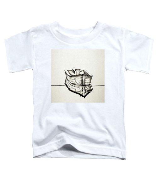 Ink Boat Toddler T-Shirt