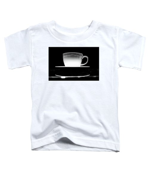 Intimidating Cup Of Coffee Toddler T-Shirt