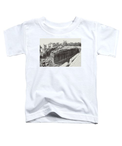 Into The Ruins 5 Toddler T-Shirt