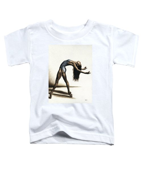 Invitation To Dance Toddler T-Shirt