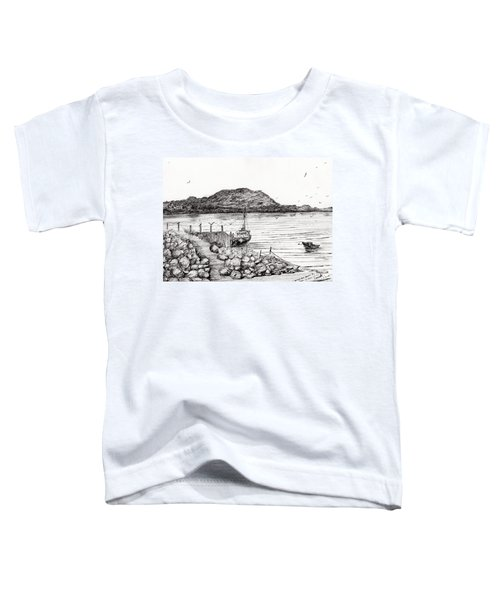 Iona From Mull Toddler T-Shirt