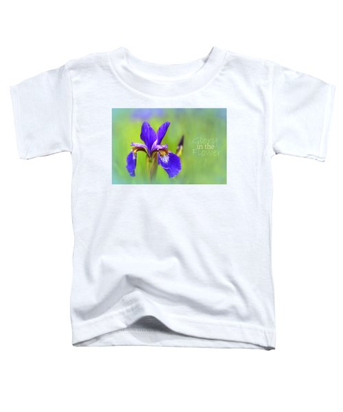 Iris Elegance Toddler T-Shirt