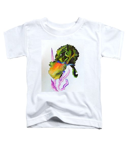 Iris Of A Different Color Toddler T-Shirt