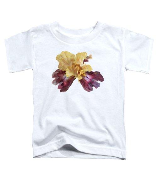 Iris T Shirt Toddler T-Shirt by Nancy Pauling