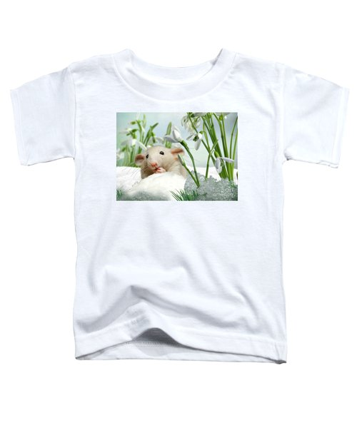 Is It Spring Yet ? Toddler T-Shirt