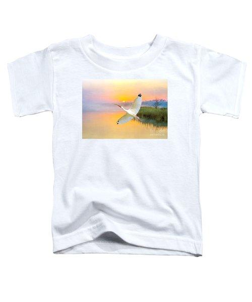 Island Ibis Toddler T-Shirt