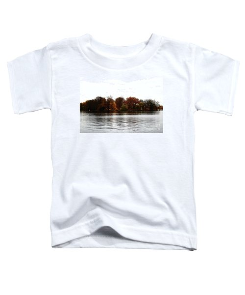Island Of Trees Toddler T-Shirt