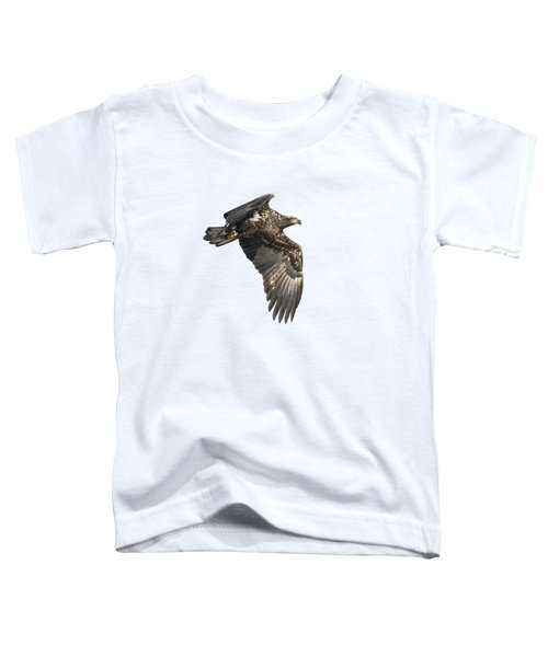 Isolated Eagle 2017-2 Toddler T-Shirt