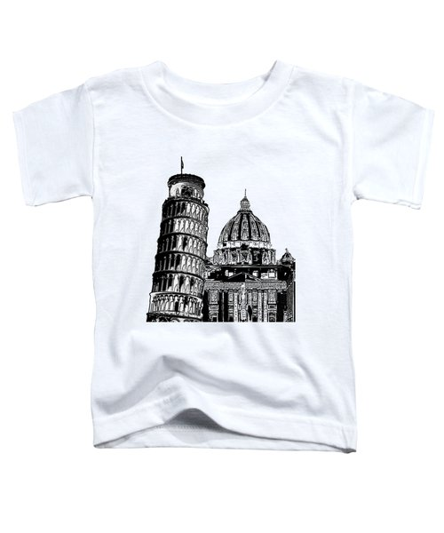 Italia Grafica Toddler T-Shirt
