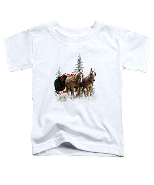 A Christmas Wish Toddler T-Shirt