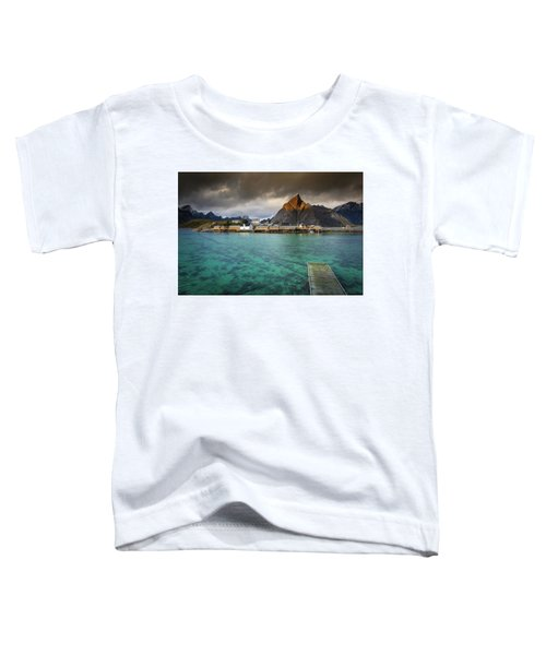 It's Not The Caribbean Toddler T-Shirt