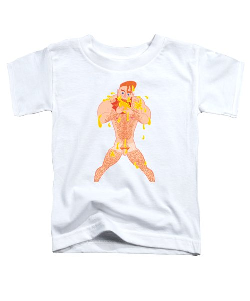 Ivo Chupando Manga Toddler T-Shirt