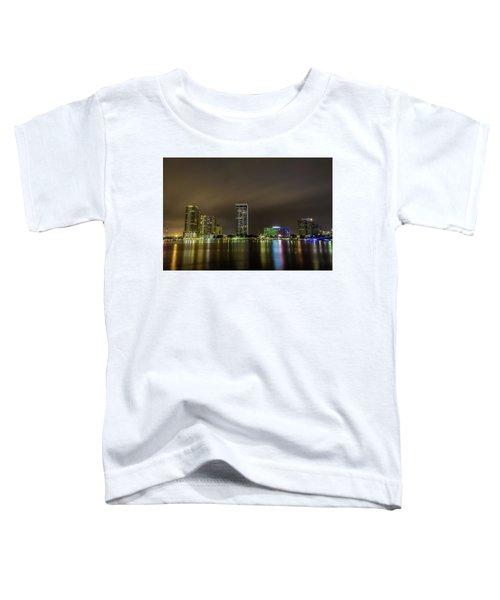 Jacksonville Landing Toddler T-Shirt