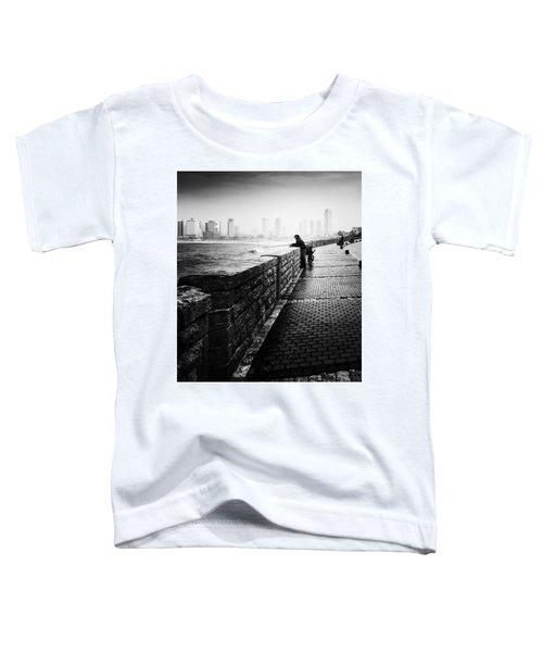 Jaffa Port Toddler T-Shirt