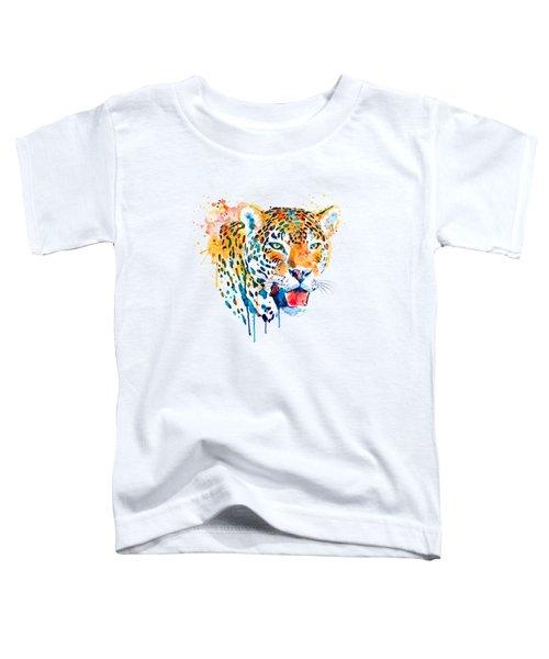 Jaguar Head Toddler T-Shirt