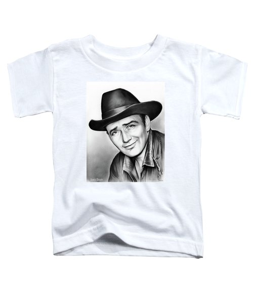James Drury Toddler T-Shirt