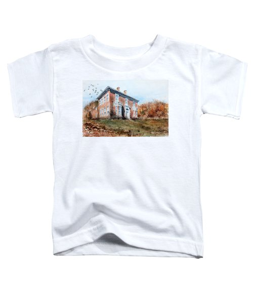 James Mcleaster House Toddler T-Shirt