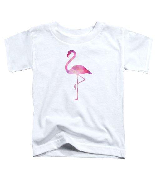 James's Flamingo Toddler T-Shirt