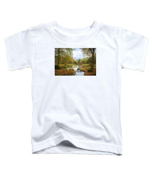 Japanese Garden View Toddler T-Shirt