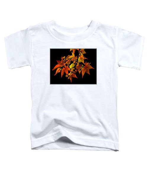 Japanese Maple Toddler T-Shirt