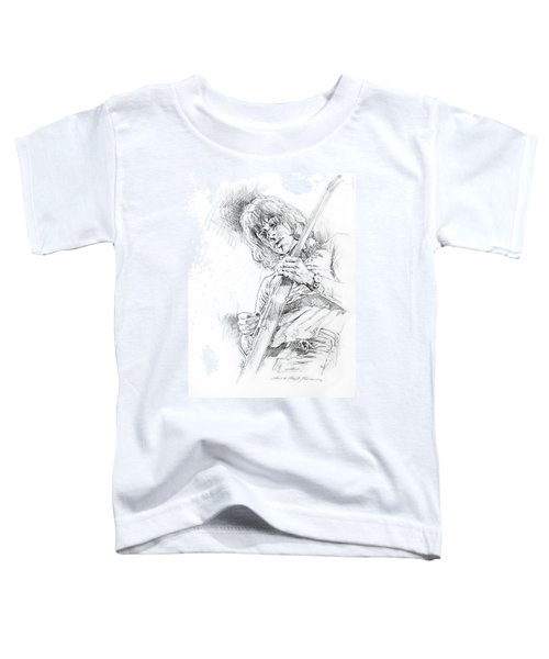 Jeff Beck - Truth Toddler T-Shirt