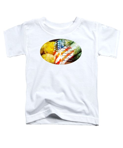 Jefferson's Farm Toddler T-Shirt