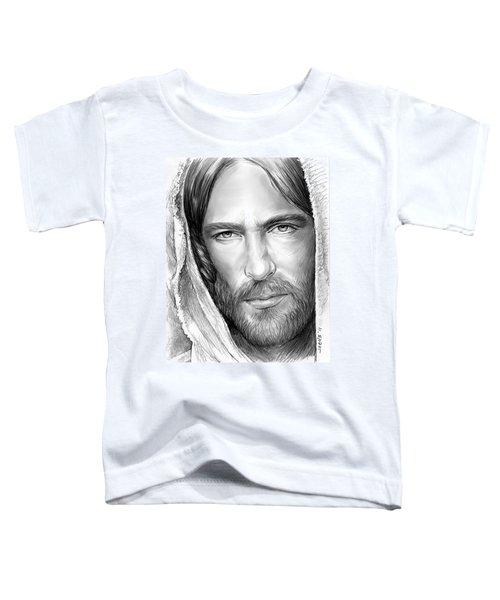 Jesus Face Toddler T-Shirt