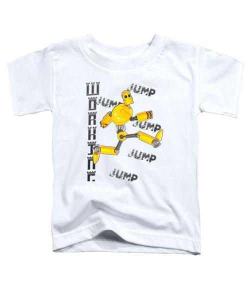 Jesus The Wave Toddler T-Shirt