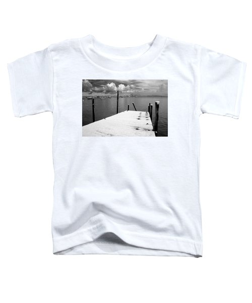 Jetty, Rhos-on-sea Toddler T-Shirt
